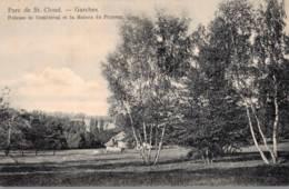 Parc Saint Cloud - Garches - Saint Cloud