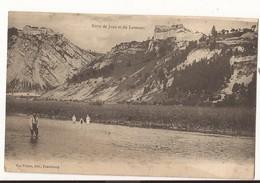 Doubs Pontarlier Forts De Joux Et Du Larmont - Pontarlier
