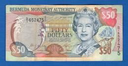 Bermude  50  Dollars  24/5/2000 - Bermude