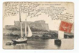 Un Pays GALLO-ROMAIN - St-Malo - CARTE RARE - Saint Malo