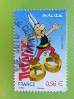 Timbre France YT 4425 - 50 Ans D'Astérix Le Gaulois - BD René Goscinny - Astérix Et Nombre 50 - 2009 - France