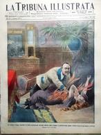 LA TRIBUNA ILLUSTRATA DEL  19 LUGLIO 1914 L'ATTENTATO DI SARAIEVO - In Copertina Filippo Cifariello Di Molfetta - Autres