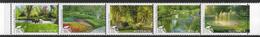 Australia SG 3224a 2009 Parks And Gardens 5v Se-tenant Complete Unmounted Mint [5/4899/6D] - 2000-09 Elizabeth II