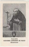 Santino Antico Venerabile Giovanni Leonardo De Fusco - Religion & Esotericism