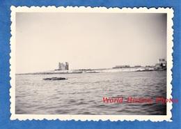Photo Ancienne Snapshot - à Bord Du GUEDEL En Quittant QUIBERON - 1952 - Bateau Boat Ship - Barcos