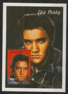 Tanzania - 1992 - N°Mi. Bloc 172 - Elvis Presley - Neuf Luxe ** / MNH / Postfrisch - Tanzania (1964-...)