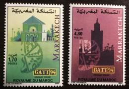 Morocco - MNH** - 1994 - # 1255/1256 - Morocco (1956-...)