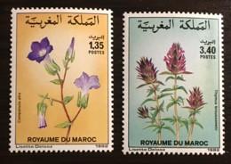 Morocco - MNH** - 1992 - # 1124/1125 - Morocco (1956-...)