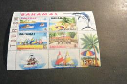 M5824 - Bloc MNH Bahamas 1969 -Tourism - Bahamas (1973-...)