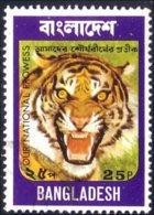 166 Bangladesh Tigre Tiger Tigger (BAN-8) - Big Cats (cats Of Prey)