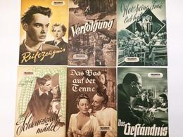 67 PROGRESS-FILMILLUSTRIERTE 1955 - Films & TV
