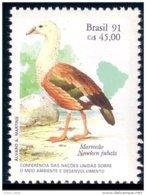 212 Brazil Oie Goose MNH ** Neuf SC (BRE-44c) - Oies