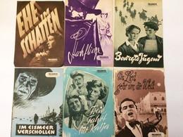 70 PROGRESS-FILMILLUSTRIERTE 1956, Gina Lollobrigida U.a. - Films & TV