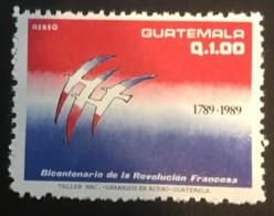 Guatemala - MNH** - 1989 - # C833 - Guatemala