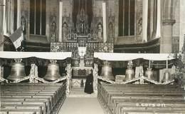 "CARTE PHOTO CLOCHE ""Baptême De Cloches 1932"" - Postcards"