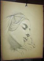DESSIN,PORTRAIT...Période XIXeme - Drawings