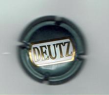 CAPSULE De CHAMPAGNE DEUTZ Couleur Gris Bleu / B.E. / LOT A - Deutz