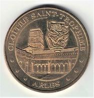 Monnaie De Paris 13.Arles - Cloître Sainte Trophime 2012 - Monnaie De Paris