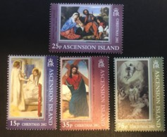 Ascension - MNH** - 2002 - # 814/817 - Ascension
