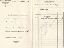 Boo01 Medecin Veterinaire PINGUET - Boussac - Autres