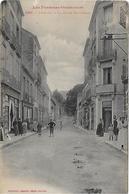66)  PRADES  - La Route Nationale - Prades