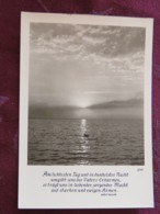 "Germany 1963 Special Cancel On Postcard "" Sunset On Sea "" Neviges To Urmitz - Fairy Tales - Briefe U. Dokumente"