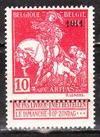 99**  Caritas Surchargé 1911 - Bonne Valeur - MNH** - COB 45 - Vendu à 13.50% Du COB!!!! - 1910-1911 Caritas