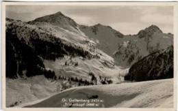 51zps  123 A/K - GR. GALTENBERG - TRISTENKOPF - Österreich