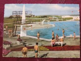 "Germany 1969 Special Cancel Dahme Sport Running On Postcard "" Pool "" To Germany - Lorsch Church - Briefe U. Dokumente"