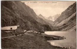 51gth 1938 CPA - CAUTERETS - LE LAC DE GAUBE - Cauterets
