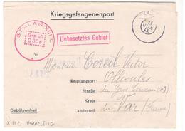 16758 - STALAG  XIII C HAMMELBURG - Guerre De 1939-45