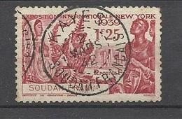 Soudann  N° 103 Exposition Internaionale New York  Oblitéré /TB     ..soldé à Moins De 20 % ! ! ! - Sudan (1894-1902)