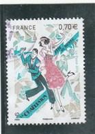 FRANCE 2016 LE CHARLESTON OBLITERE YT 5083 - - France