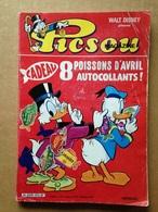 Disney - Picsou Magazine ° Année 1982 - N°122 (avec Grand Défaut D'usure) - Picsou Magazine