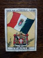 L20/77 Chromo Image Chocolat Pupier. Italie - Altri