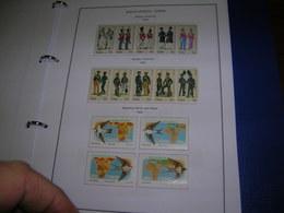Sud Africa Ciskei  1983 Uniformi Militari  Scott.Strip 63+See Scan On Scott.Page; - Ciskei