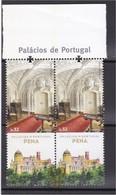 Portugal 2012 Palácios De Portugal Palácio Da Pena Castelo Património Mundial Da UNESCO World Heritage Palace Palais - 1910-... République