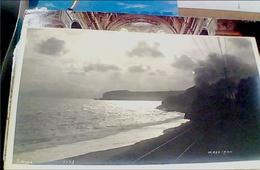 TRENO TRAIN  LOCOMOTIVA TRAMONTO  VERSO CELLE LIGURE  Foto J  NEER N1930  HC9379 - Savona