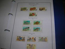 Sud Africa Ciskei  1984 Animali Marini   Scott.65/68+See Scan On Scott.Page; - Ciskei