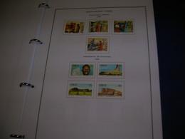 Sud Africa Ciskei  1986 05 Ann.Indipendenza  Scott.98/101+See Scan On Scott.Page; - Ciskei