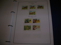 Sud Africa Ciskei  1987 Bestiame  Scott.106/109+See Scan On Scott.Page; - Ciskei