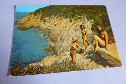 BELLES VUES ...ILE DU LEVANT ...FARNIENTE SUR LES RECIFS - Fine Nudes (adults < 1960)