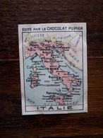 L20/84 Chromo Image Chocolat Pupier. Italie . - Altri