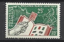 Polynésie Poste  N° 26   Philatec    TB  =  MNH  VF  ..soldé à Moins De 20 % ! ! ! - Polinesia Francese