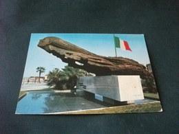 MONUMENTO AI CADUTI  REPARTO ALTA VELOCITA' QUAGLINO DESENZANO LAGO GARDA - Monumenti Ai Caduti