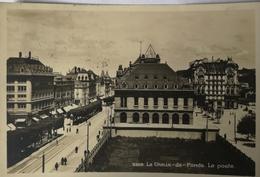 Suisse (NE) LA Chaux De Fonds // LA Poste 1929 - NE Neuchatel