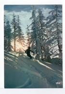 CPM - SKI SAUVAGE - Winter Sports