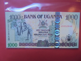 OUGANDA 1000 SHILLINGS 2005 PEU CIRCULER/NEUF - Ouganda