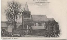 08-30688   -  HAM  SUR  MEUSE  -  Vallée De La Meuse ,l'Eglse - Frankrijk