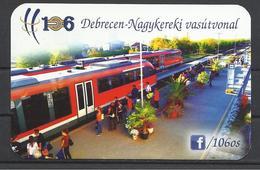 Hungary, Siemens Desiro ML,Regional Trains At Debrecen Station, 2019. - Small : 2001-...